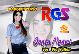 Lirik Lagu Jogja Ngawi - Via Vallen