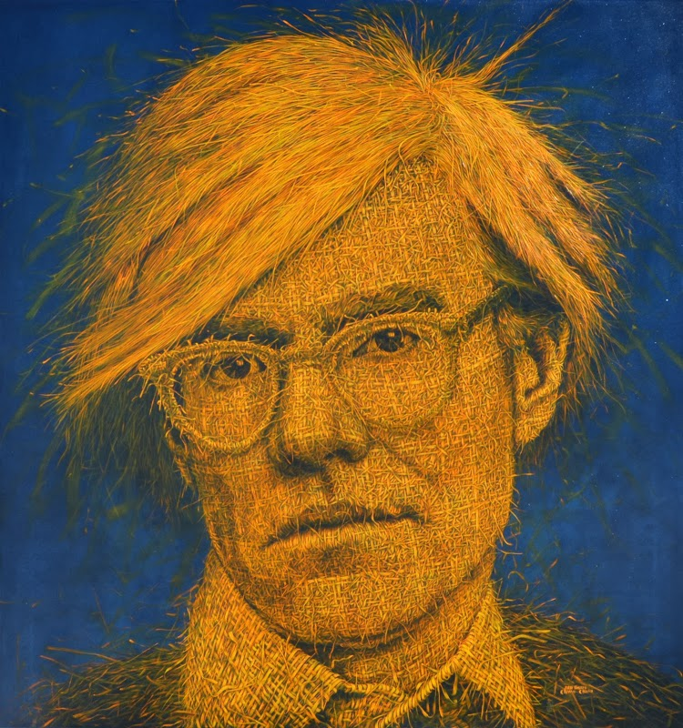 04-Andy-Warhol-Alexi-Torres-Woven-Oil-Paintings-www-designstack-co