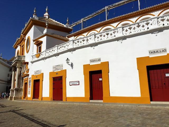 Plaza de Torros Sevilla