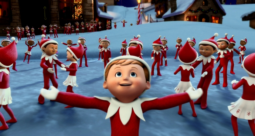 Its A Wonderful Movie Your Guide To Family And Christmas Movies On Tv The Elf On The Shelf