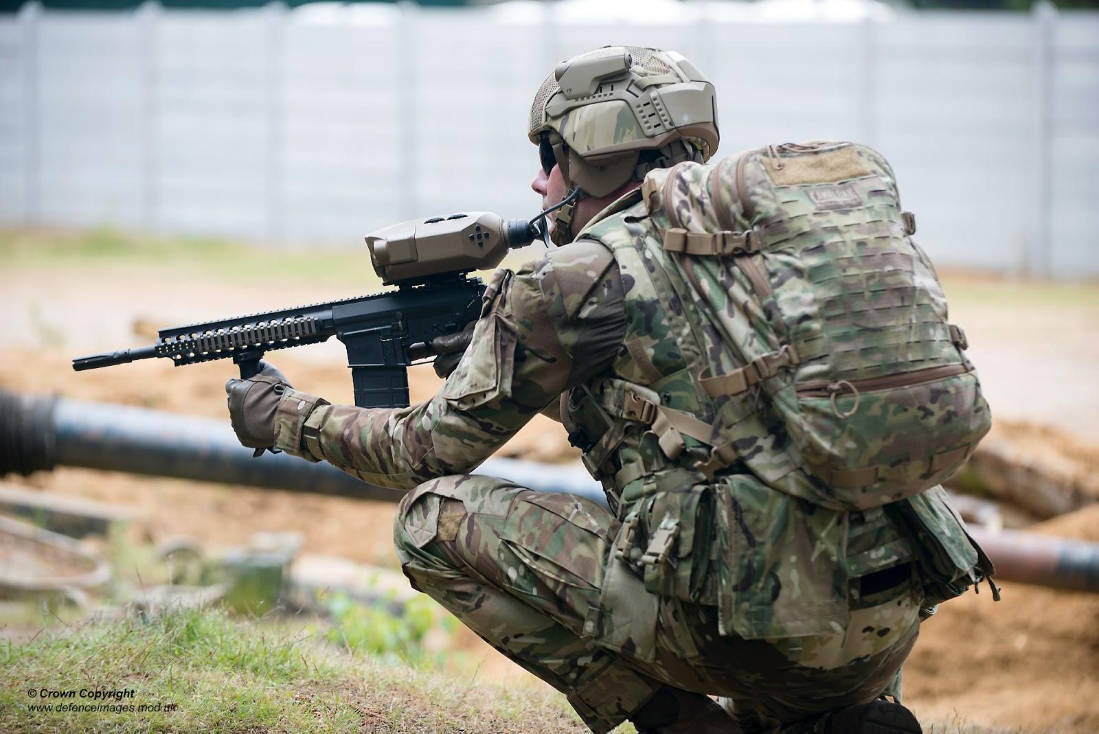 Snafu   Future Tech  British Army U2019s Future Soldier Vision  Fsv
