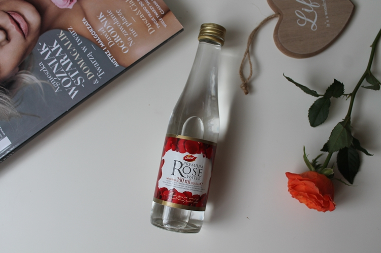 Woda różana Premium Rose, olej jaśminowy KTC i szampon Receptura Babci Agafi