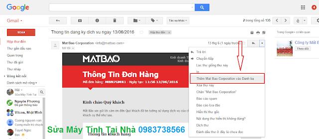 Thêm địa chỉ maill mới vào Gmail - H01