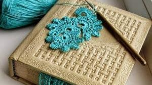7 patrones de puntillas crochet