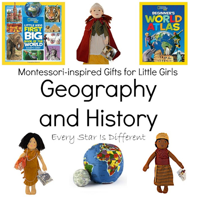 Montessori-inspired Gift Ideas for Little Girls