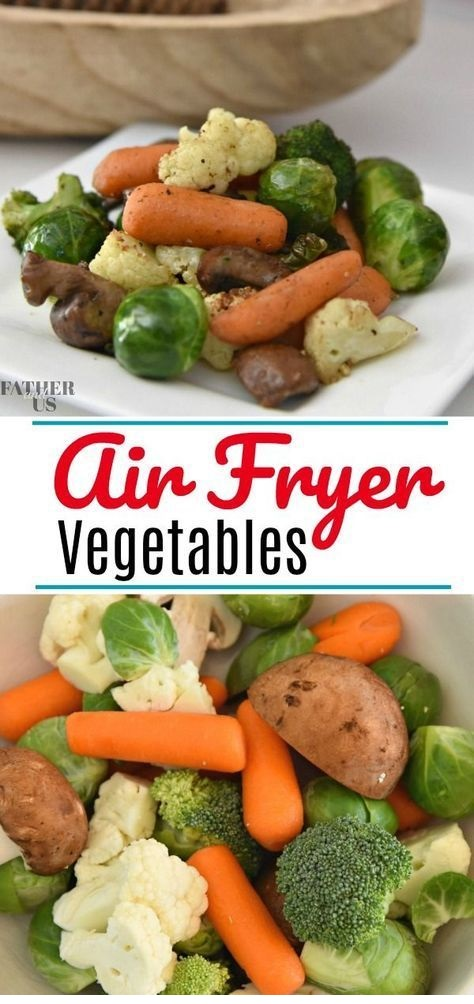 Air Fryer Vegetables