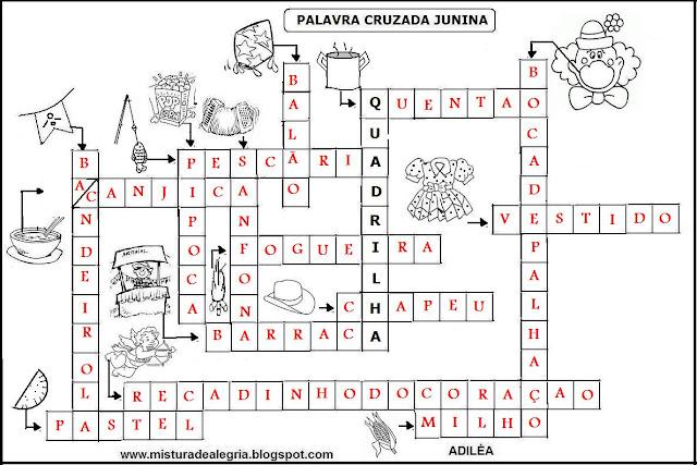atividades festa junina