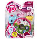 MLP Single with DVD Snowcatcher Brushable Pony