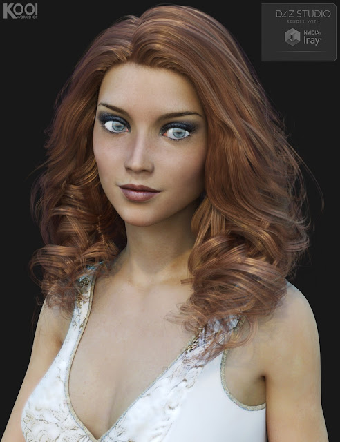 Astrid for Genesis 3 Female