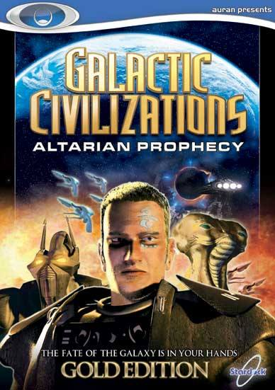 Galactic Civilizations 3 Altarian Prophecy