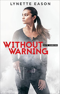 Without Warning by Lynette Eason reviewed at The Artist Librarian