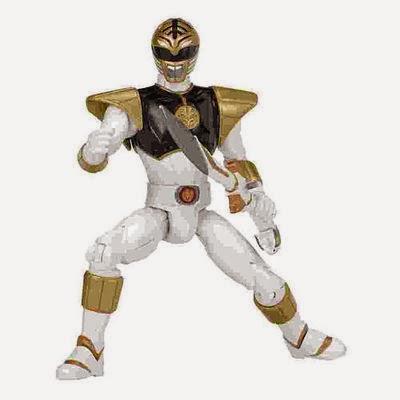 Henshin Grid: List of Mighty Morphin White Power Ranger ...