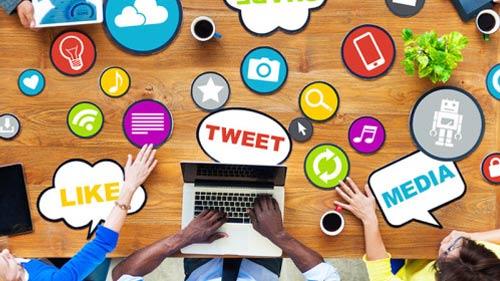 media sosial strategi