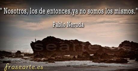 Frases famosas de Pablo Neruda