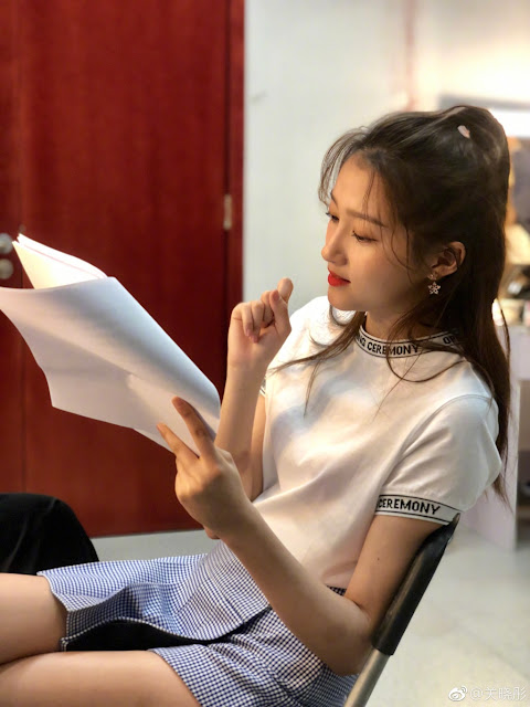 Guan Xiaotong Lee Siyeon Dreamcatcher