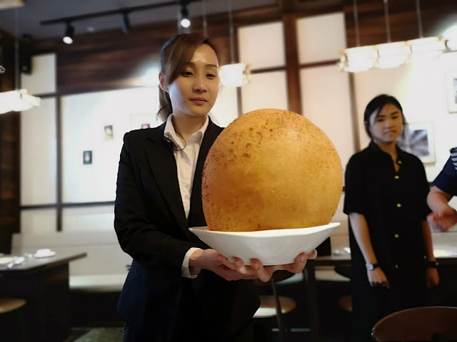 Giant Sesame Ball