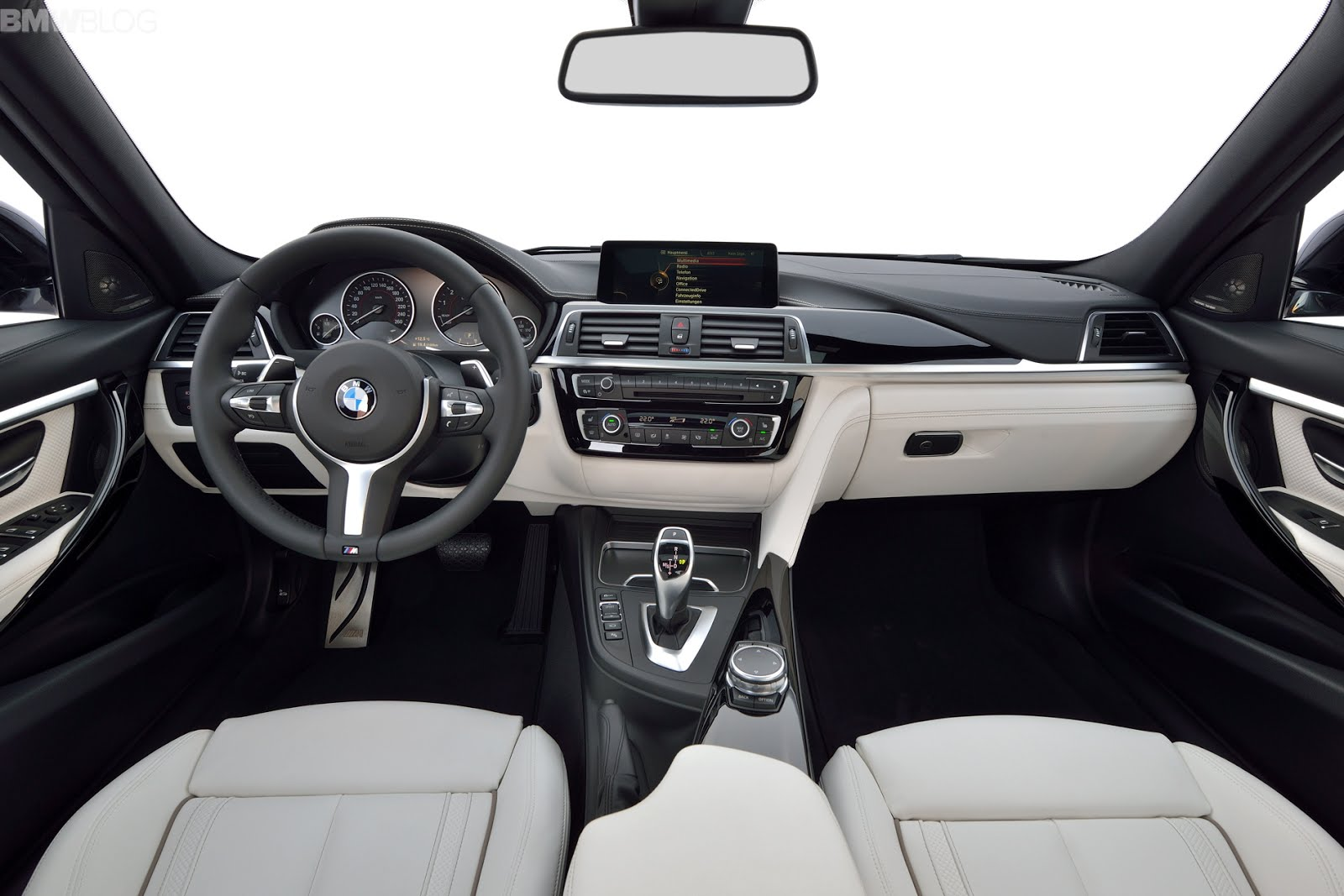 Bmw 2015 3 Series Interior