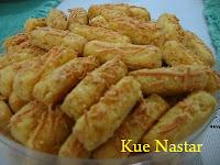 Resep Kue Kering Nastar Cheese Untuk Hari Raya