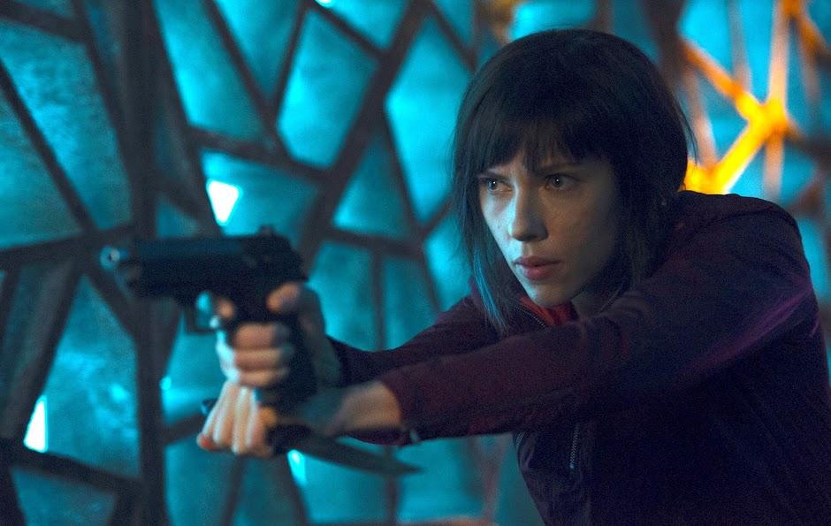 A Vigilante do Amanhã | Mais cenas inéditas nos comerciais da ficção com Scarlett Johansson