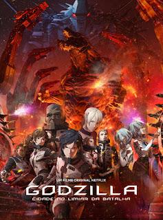 Godzilla: Cidade no Limiar da Batalha - Dublado
