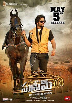 Supreme Khiladi Hindi Dubbed Full Movie Download