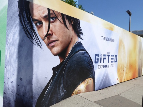 Gifted Thunderbird street poster
