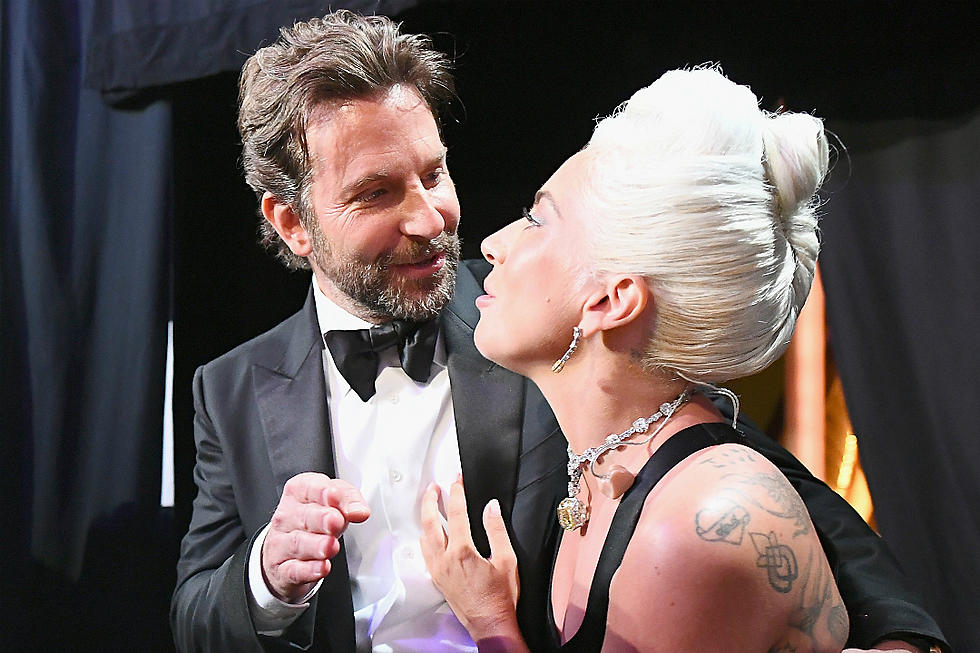 The Lady Gaga and Bradley Cooper 'Shallow' Oscar performance