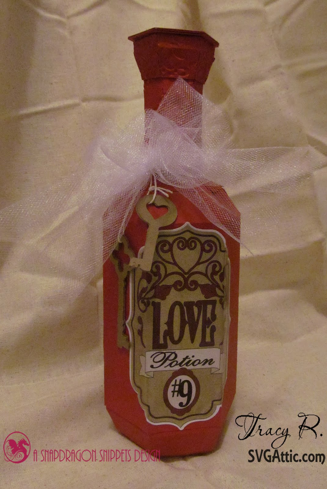 Svg Attic Blog Love Potion Bottle With Tracy