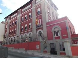 Centro Sociocultrual Rosario de Acuña (fotografía www.madrid.es)