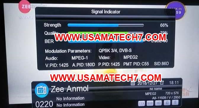 GX6605S NK HD RECEIVER POWERVU NEW SOFTWARE - Usama Tech7