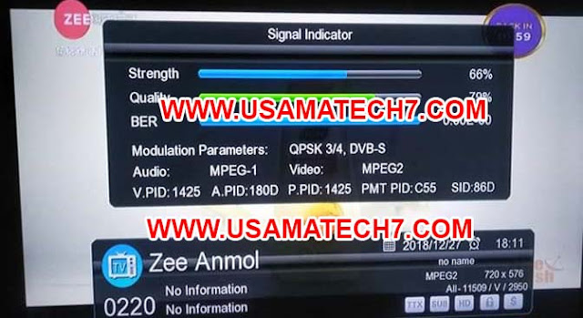 GX6605S NK HD RECEIVER POWERVU NEW SOFTWARE