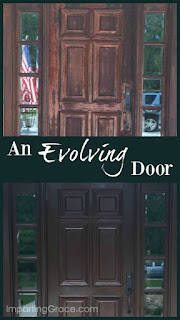 A door evolves through difficulties and setbacks