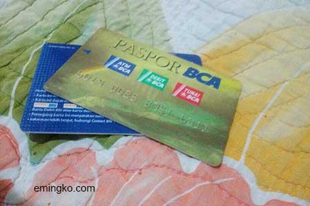 Cara Buka Blokir kartu ATM BCA Karena Salah PIN