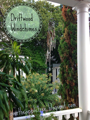 Driftwood Chimes, Over The Apple Tree