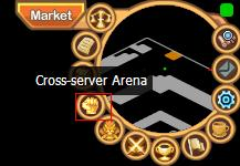 Serenia Fantasy Cross Server Arena
