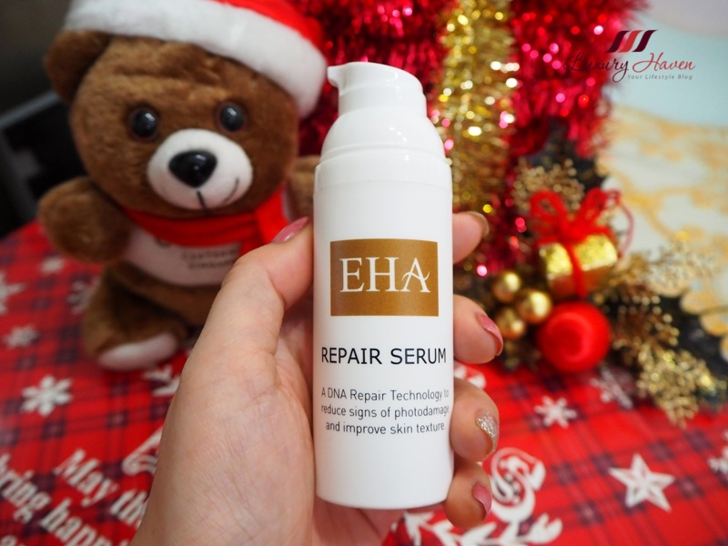 eha repair serum prevents skin cancer