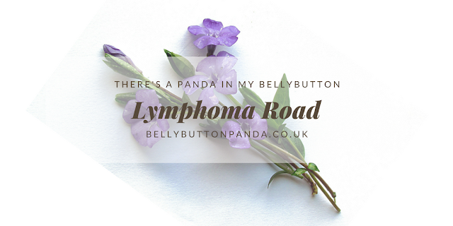 Lymphoma, Cancer diagnosis www.bellybuttonpanda.co.uk