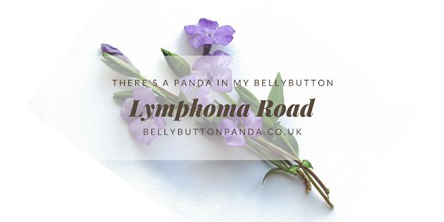 Lymphoma, Cancer diagnosis www.bellybuttonpanda.co.uk