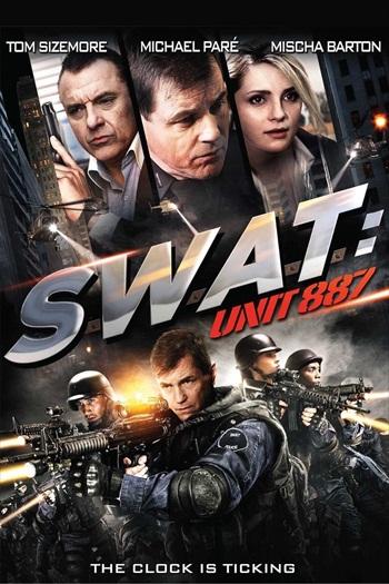 SWAT Unit 887 (2015) Dual Audio Hindi Bluray Movie Download