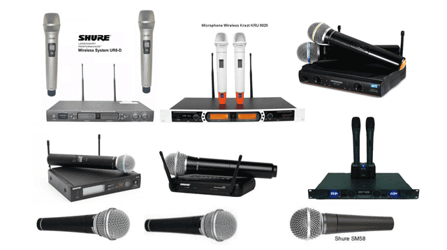 Harga Microphone