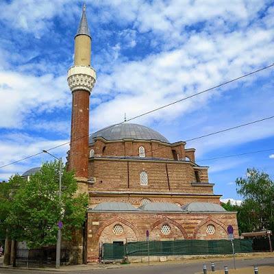Mezquita Banya Bashii, Sofia, Bulgaria