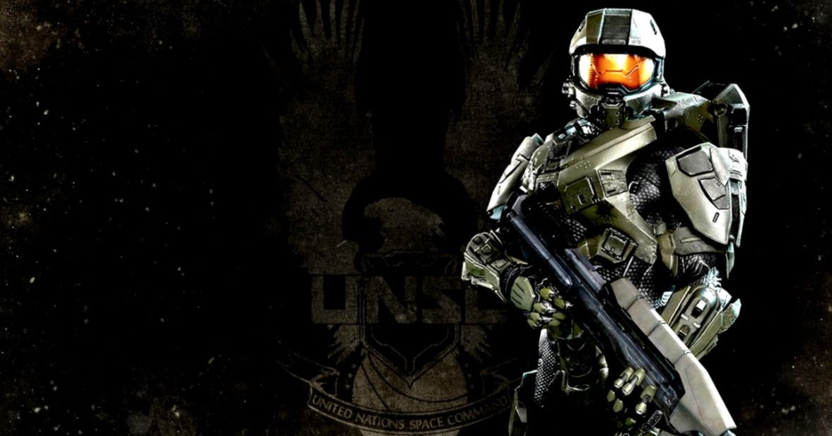 Halo 4 Master Chief Wallpapers | Eazy Wallpapers