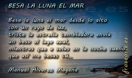 Poemas de amor - Manuel Álvarez Magaña