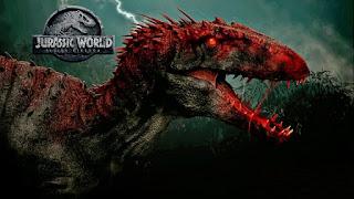 Aspecto del Indoraptor de la película Jurassic World El reino caído