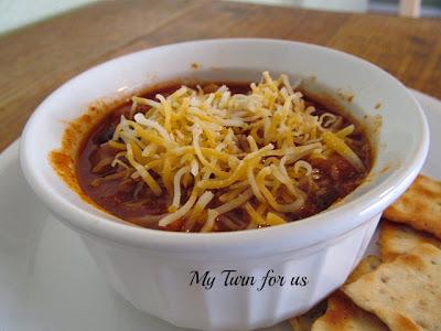 Turkey chili recipe, easy chili recipe