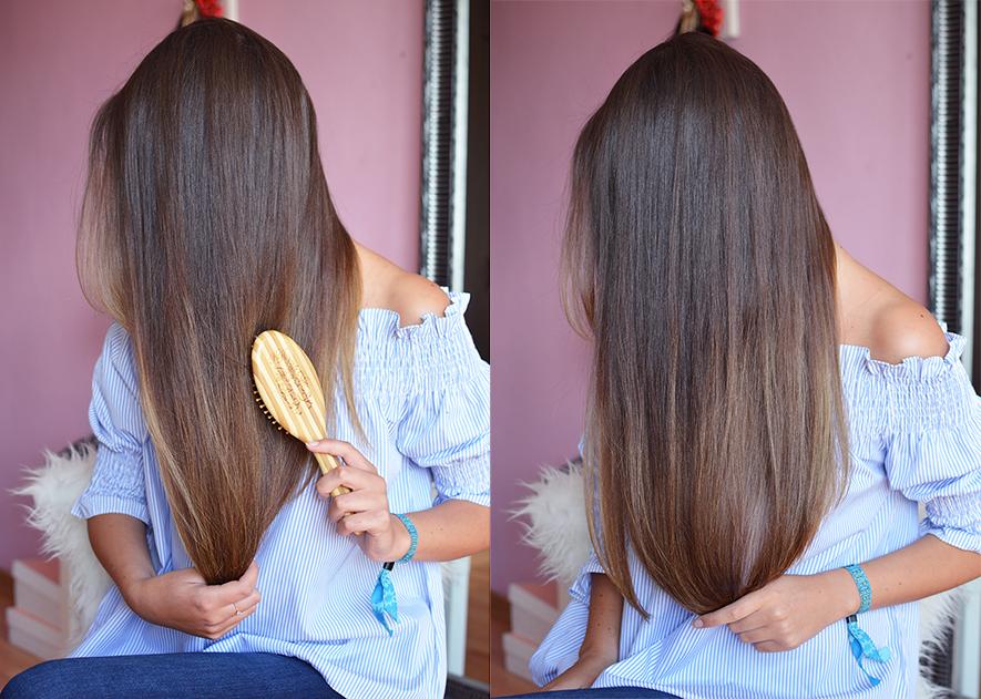 oleje do porowatości włosów