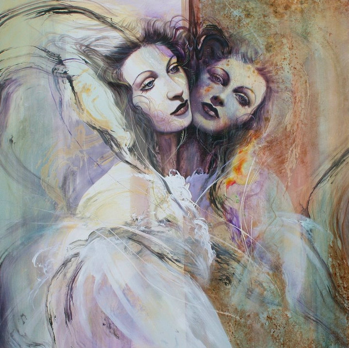Christiane Vleugels | Belgian painter and writing