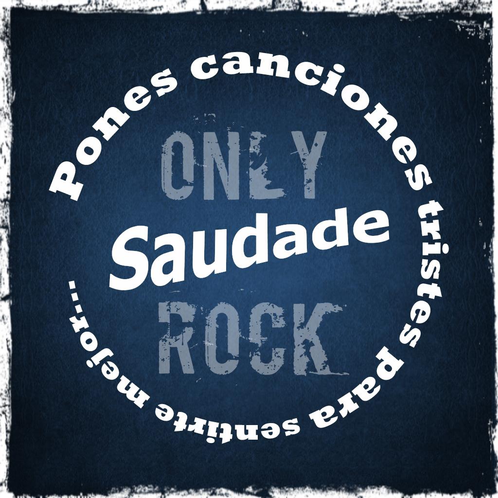 Saudade Rock Logo