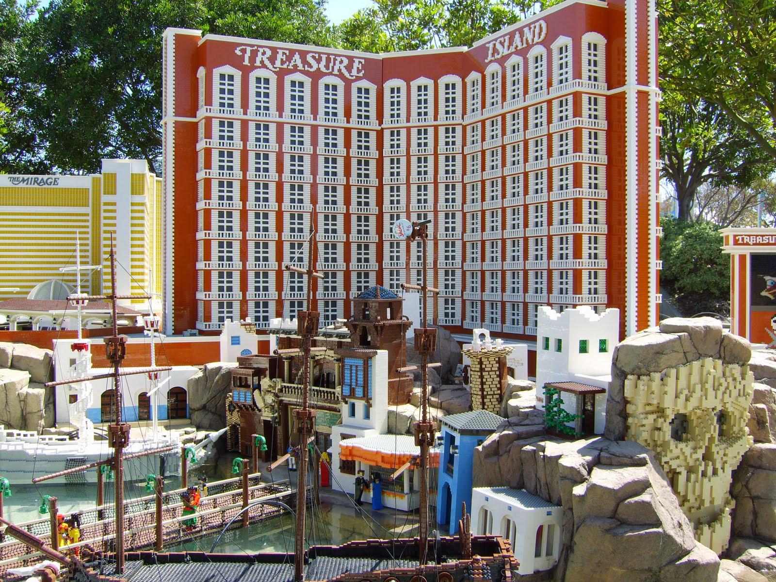Treasure Island Hotel Vegas