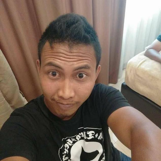 foto Dirli Saputra alias Dedek Saputra yang diduga sebagai pelaku perampokan